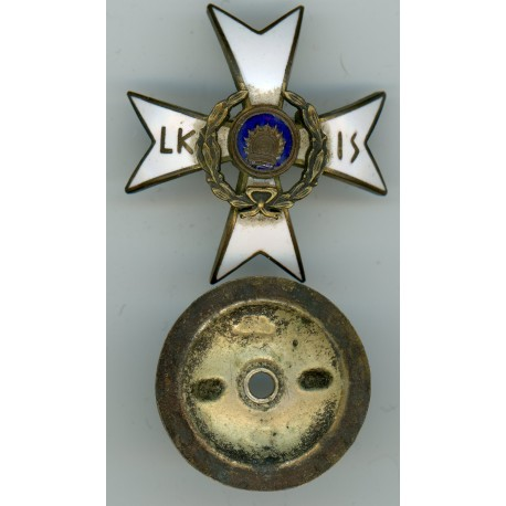 Latvian army badge