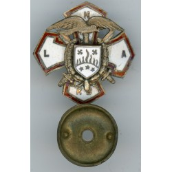 A 1930 Latvian Military Badge