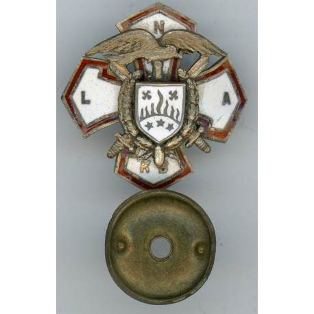 A 1930 Latvian Military Badge