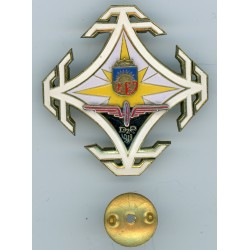 Latvian Railway Badge