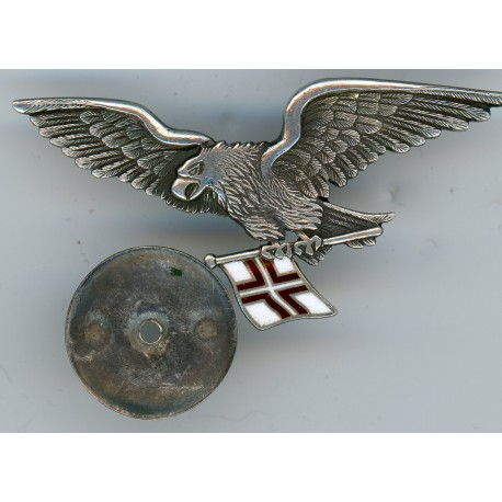 Badge of the Latvian naval aviation