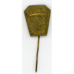 The stickpin of the  Latvian Harvest Festival