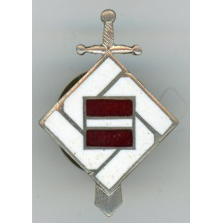 Badge of the 14th Home Guard battalion.(mini)