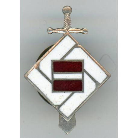 Badge of the 14th Home Guard battalion.(mini)