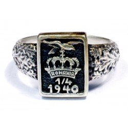 German WW2 Luftwaffe 1940 Romania Ring