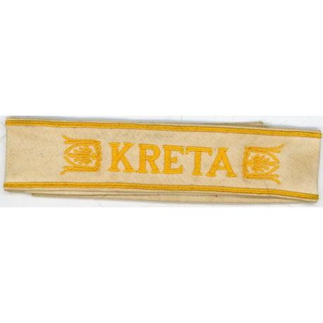 WWII German armband KRETA