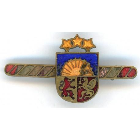 Latvia Border Guard Service tie clip