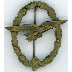 WWII German Luftwaffe Glider Pilot`s badge