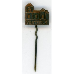 "The Latvian soviet stick pin ""Ventspils """