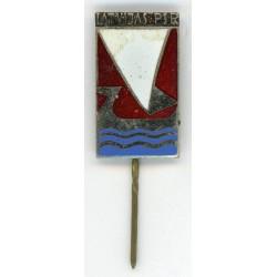 Latvian soviet stick pin LATVIJAS PSR