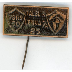 Latvian soviet stick pin PSRS 50