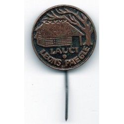 "The Latvian soviet stick pin ""Lauči Leons Paegle"""