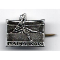 "The Latvian soviet stick pin ""Raiņa kapi"""