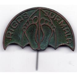 The Latvian soviet stick pin  Rīgas Jūrmala
