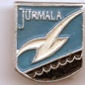 Latvian soviet stick pin Jūrmala