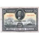 Latvia 25 Latu 1928 VF CRISP Banknote P-18