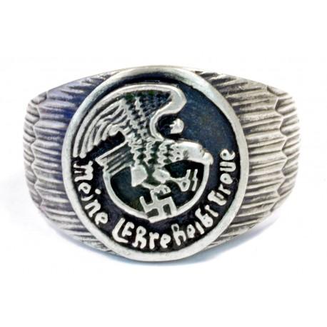 WW2 German Jewellery - Silver Rings