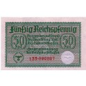 GERMANY  50 REICHSPFENNIG  from 1940 P-R135