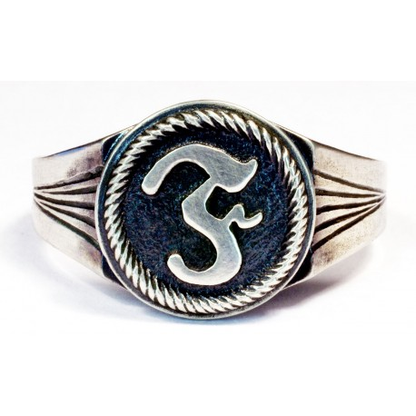 WWII German Army Feuerwerker ring
