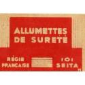 Бельгийские спичечные этикетки