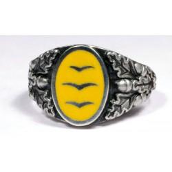 WWII Luftwaffe Flieger's ring