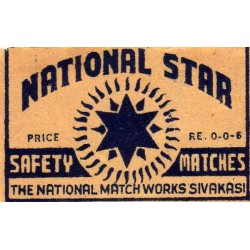 India Matchbox Labels