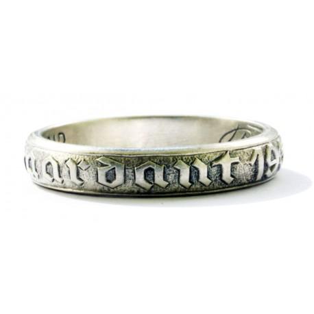 Sterling silver ring Saardant 1935