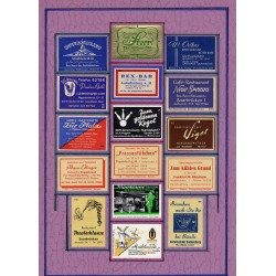 Matchbox Labels Sets