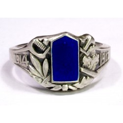 GERMAN WWI SHOULDER BOARD INSIGNIA RING