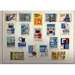 USSR Matchbox Labels Sets