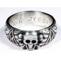 Slb.Heydrich 21.6.39 - Кольцо «Мёртвая голова»