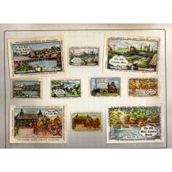 England Matchbox Labels Sets