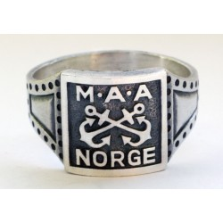 Кольцо NORGE Marine-Artillerie-Abteilung