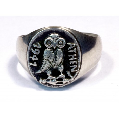 Sterling silver Ring Athen 1941