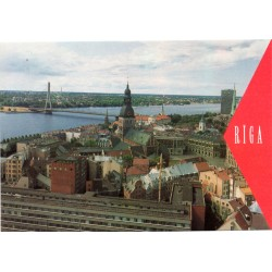 Riga postcards - Old Riga