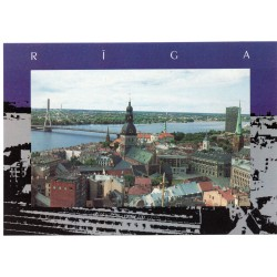 Riga postcards -Old Riga