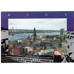 Riga postcards -Old Riga