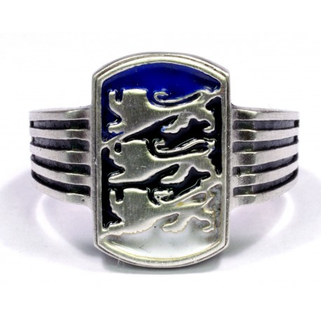 German WWII Estonian Volunteer ring