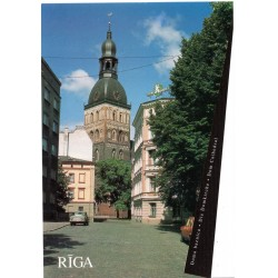 Riga postcards  - Dom Cathedral