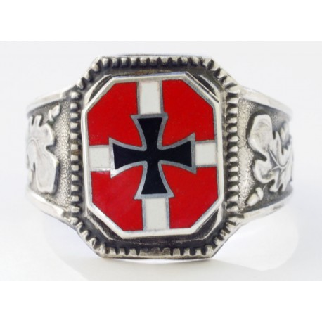 Danish Volunteer ring