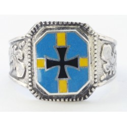 Swedish Volunteer ring