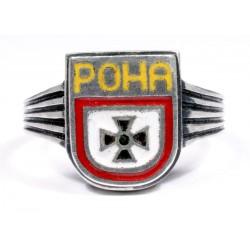 Russisch Freiwilling Silberring