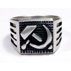 WWII Кольцо офицера Советской Красной Армии