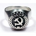 Soviet Officer`s ring