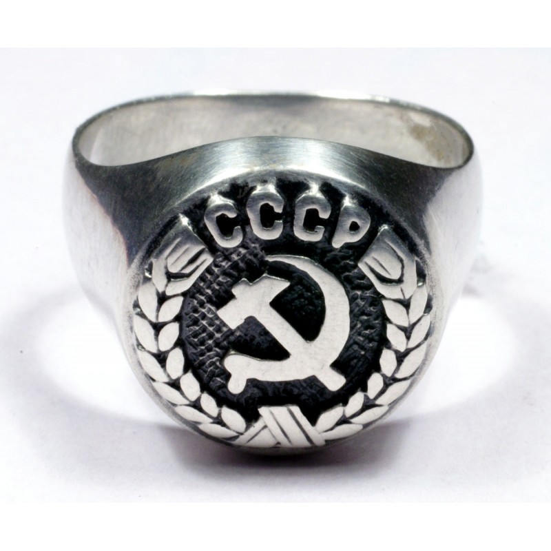 Wwii Soviet Red Army Officier S Rings For Sale