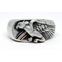 Patriotic Germany WW1 Luftwaffe Ring