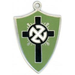 Silver Deutsche Christen - Volkskirchenbewegung pendant