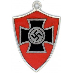 Old German BEARER's pendant