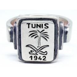 Afrika Korps Ring TUNIS 1942