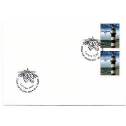 Latvian First Day Cover - Helsinki 2005